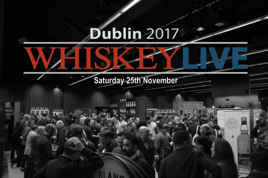 Whiskey Live Dublin 17 - Cover Photo